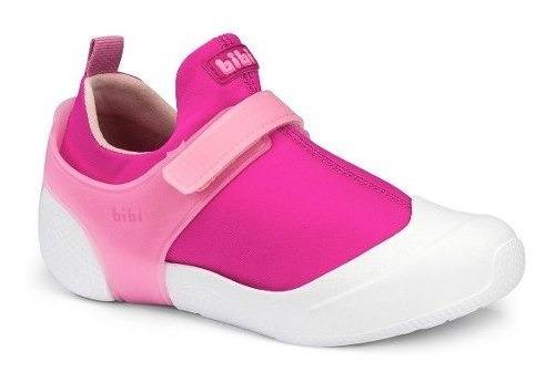 Tênis Infantil Bibi Feminino Rosa 2way 1093005