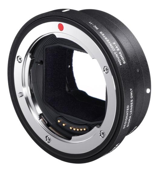 Adaptador Lentes Ef Para Câmera Sony E Mount Sigma Mc-11