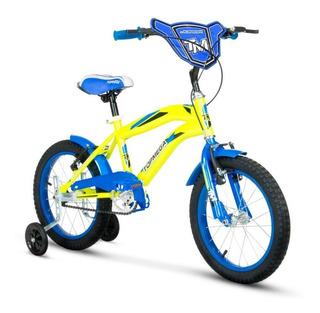 Bicicleta Top Mega Niño Crossboy R20
