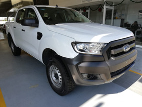 Ford Ranger 2.5 Xl Cabina Doble Mt 2017