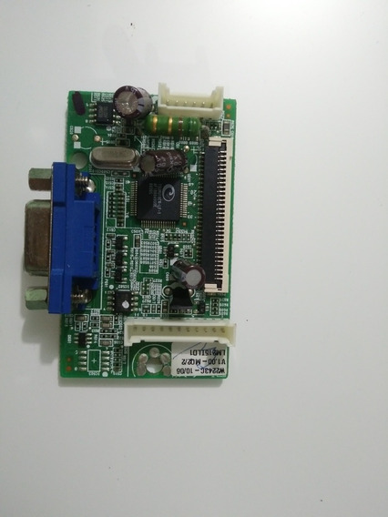 Placa W2243c-pf