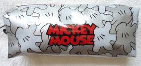 Estojo Mickey Mouse Disney Simples Escolar