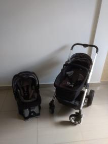 Carrinho + Cadeirinha Bebê Conforto - Baby Trend