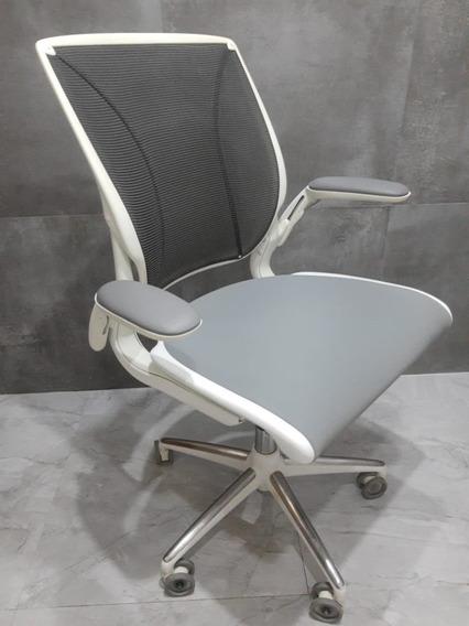 Cadeira Humanscale Ergonomica Completa + Frete Grátis