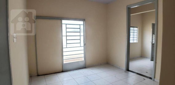 Casa Com 4 Dormitórios Para Alugar, 120 M² Por R$ 1.200/mês - Centro - Araçatuba/sp - Ca0965