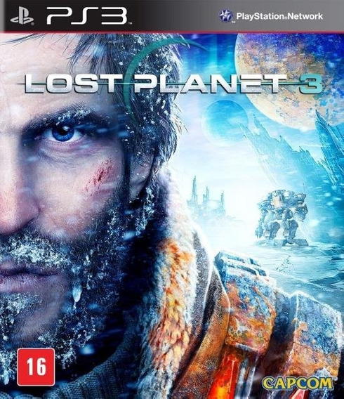 Lost Planet 3+box Metálico Splinter Cell Blacklist Ps3 Novo