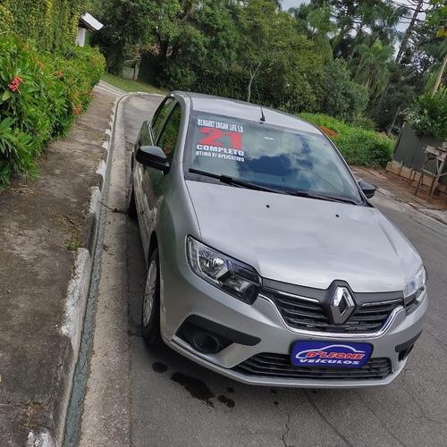 Renault Logan Life 1.0, Qxr1d98