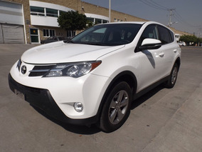Toyota Rav-4 Xle 2015 Awd A/a E/e B/a/l Cd Bluetooth Q/c R/a