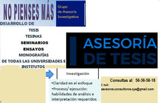 Tesis, Tesinas, Seminarios, Informes De Eps, Otros