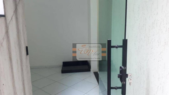 Casa Com 1 Dormitório Para Alugar, 52 M² Por R$ 900/mês - Jardim Cidade Pirituba - São Paulo/sp - Ca0615
