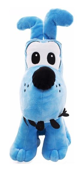 Cachorro Bidu De Pelúcia Sentado 35cm - Turma Da Mônica
