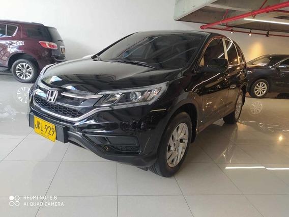 Honda Cr-v 5dr Lxc 2wd 2.4