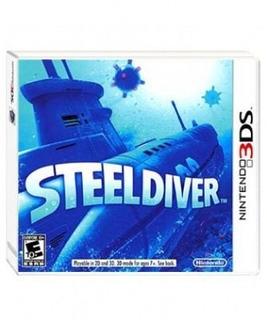 Steel Diver - Juego Físico 3ds - Sniper Game