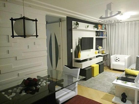 Apartamento Residencial À Venda, Vila São Pedro, Santo André. - Ap1096