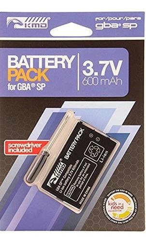 Bateria De Repuesto Para Gba Sp
