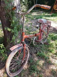 Bicicleta Antigua Legnano R20