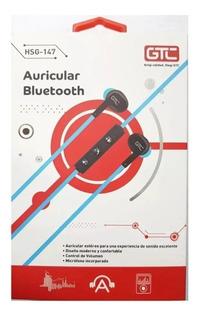 Auricular Bluetooth V4 Gtc Hsg-147