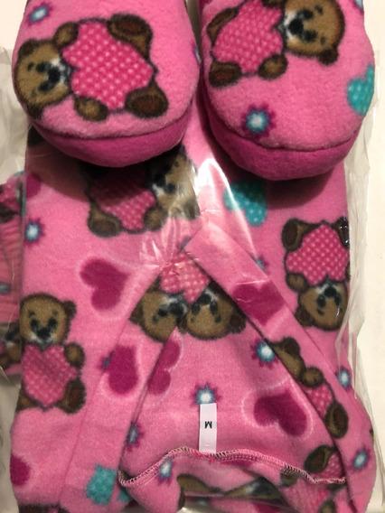 Pijama Y Pantufla