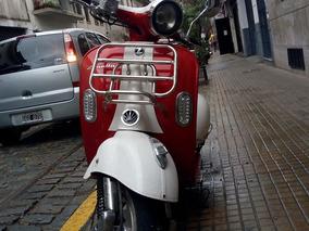Zanella Mod 150cc Vintage 2015