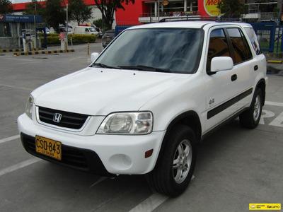 Honda Cr-v Rvi At 2.0 4x4