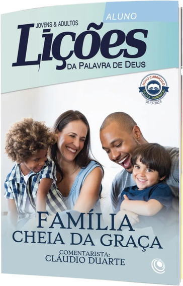 Revista Escola Bíblica Dominical - Nº 59 / Aluno