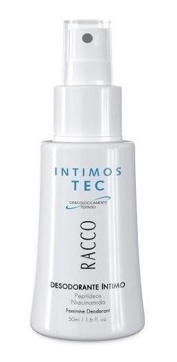 Clareador De Virilha Desodorante Intimos Tec Racco Original