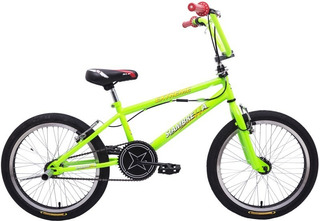 Bicicleta Freestyle Fluo Verde 10196 Siambretta