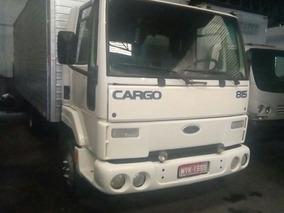 Ford Cargo 815 2004 - Bau Otimo Estado Oportunidade