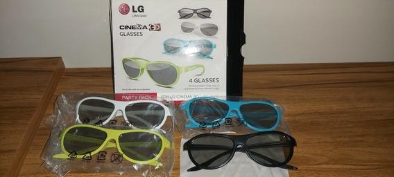 Óculos 3d Original Da LG