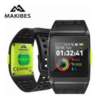 Smart Watch Relógio Fit Inteligente Gps (strava Sport) Br1
