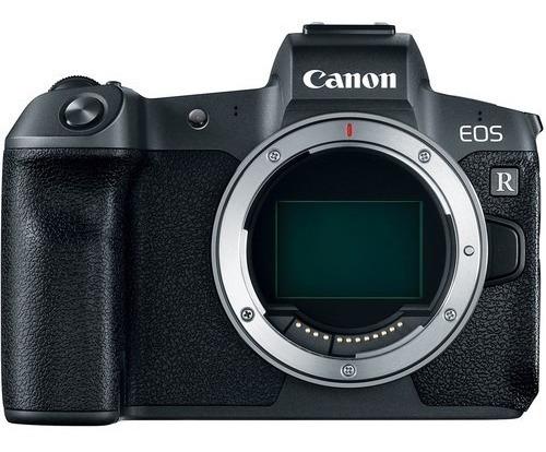 Câmera Canon Eos R - 4k - Só Corpo - Loja Platinum