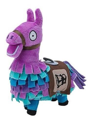 Fortnite Llama Decorativa Piñata De Peluche Coleccionable