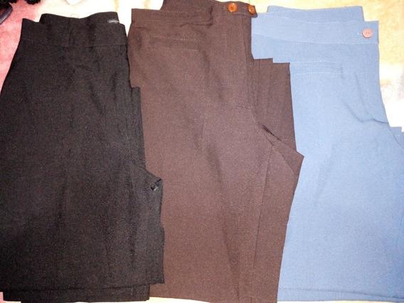 N55 Pantalones De Vestir Surtido C/u$200 3x$400 T36/38/40