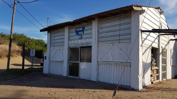 Venta Local Con Terreno En Costanera Las Toninas