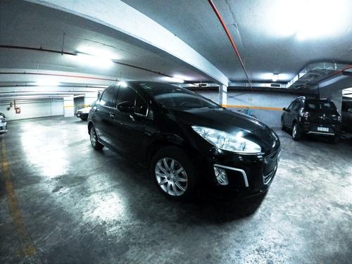 Imagen 1 de 15 de Peugeot 308 2013 1.6 Allure Nav 115cv