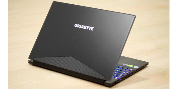 Notebook Gigabyte Aero X15