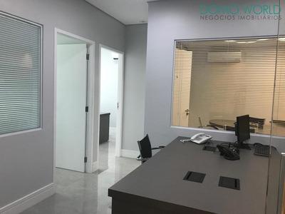 Oportunidade - Linda Sala Comercial Em Localização Estratégica - Sa01103 - 34067305