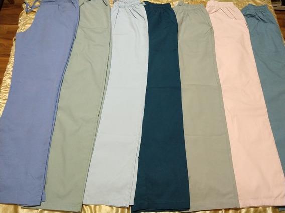 Lote Ambos Medicos/ Enfermera 8 Pantalones + 3 Chaquetas