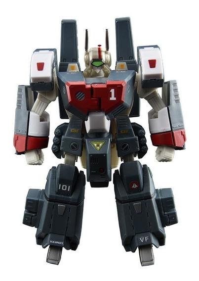 Robotech Toynami Heavy Armor Veritech Rick Hunter