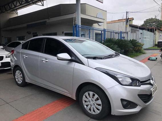 Hyundai Hb20s Comfort Plus 1.6 16v Flex Mec.