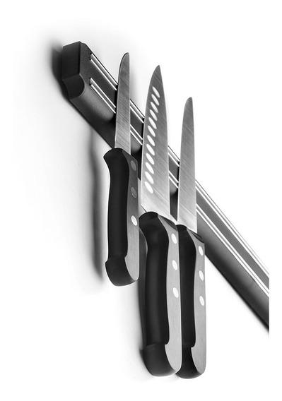 Soporte O Base Magnetica Para Cuchillos 55 Cm Marca Ibili