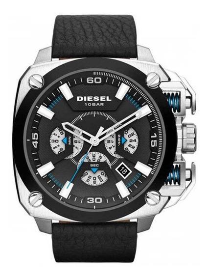Relógio Diesel Masculino Overflow Dz7345/0pn.