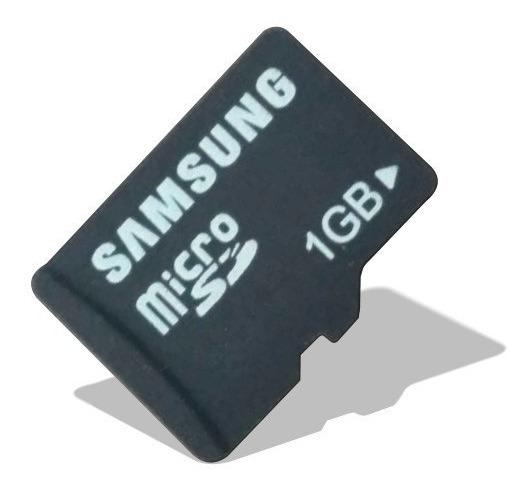 Micro Sd 1gb Samsung Sem Adaptador Sd Original Oem