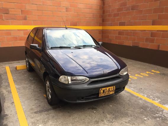 Fiat Palio Motor 1300 Cc 1998 Azul 3 Puertas