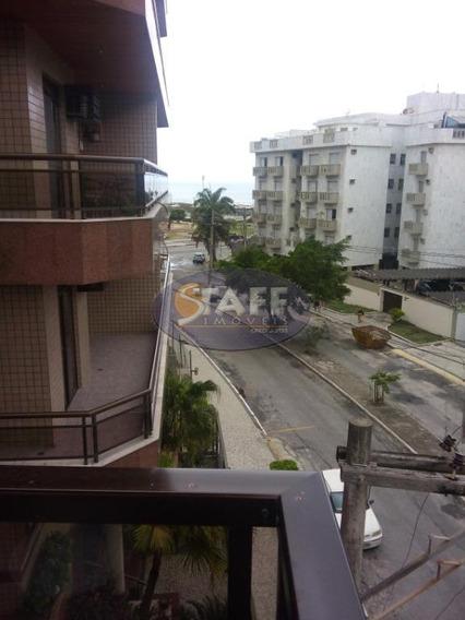 Apartamento Com 02 Dormitórios Para Locação Fixa, 78 M² Por R$ 2.200,00/mês - Bairro Vila Nova - Cabo Frio-rj - Ap0612