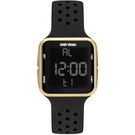 Relógio Mormaii Unissex Digital Cronógrafo Mo6600/8d