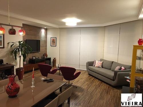 Apartamento Com Sala De Jantar E Sala De Estar. - 3328-1