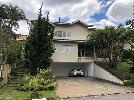 Casa Para Alugar - Condomínio Parque Das Artes - Embu Das Artes - 835 - 34932204