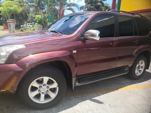 Toyota Land Cruiser Prado Año 2007 En Panamá