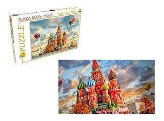 Plaza Roja Moscu 1000p Puzzles Implas Cod 303